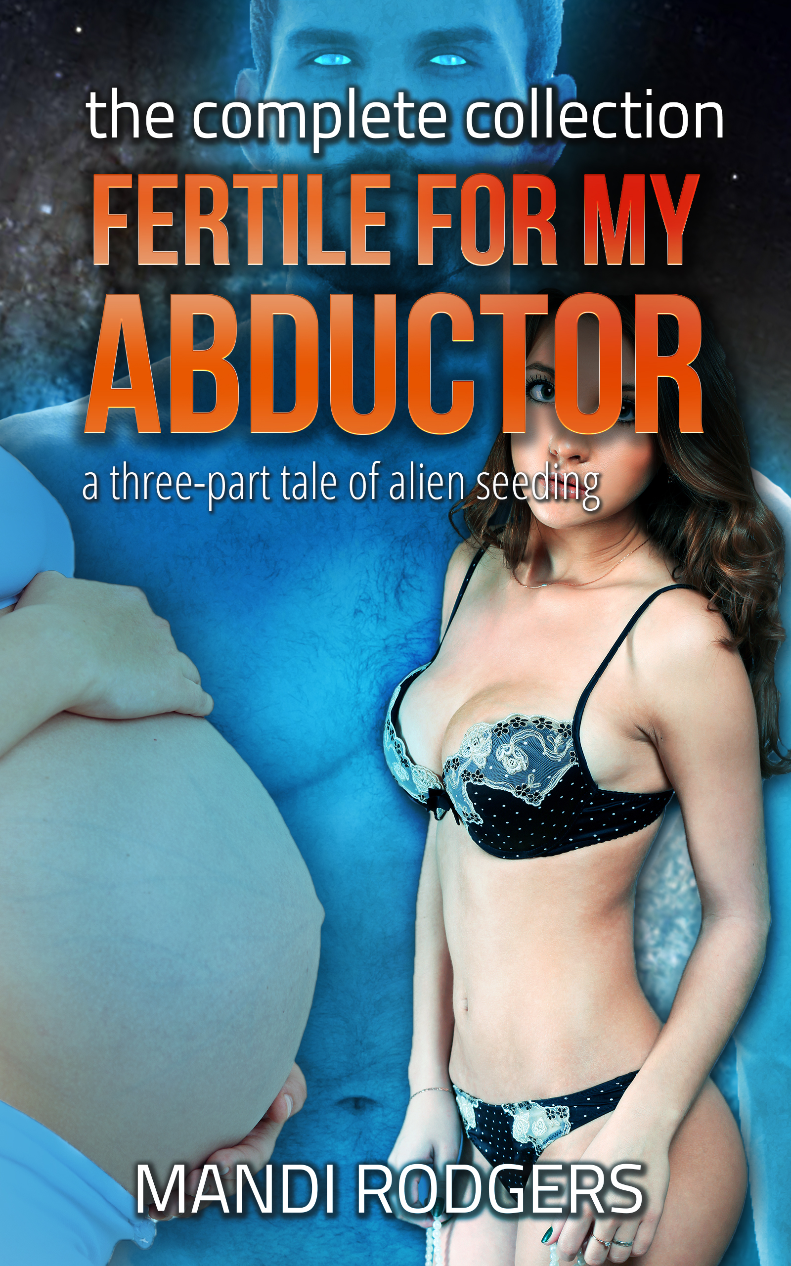 Fertile for my Abductor by Mandi Rodgers