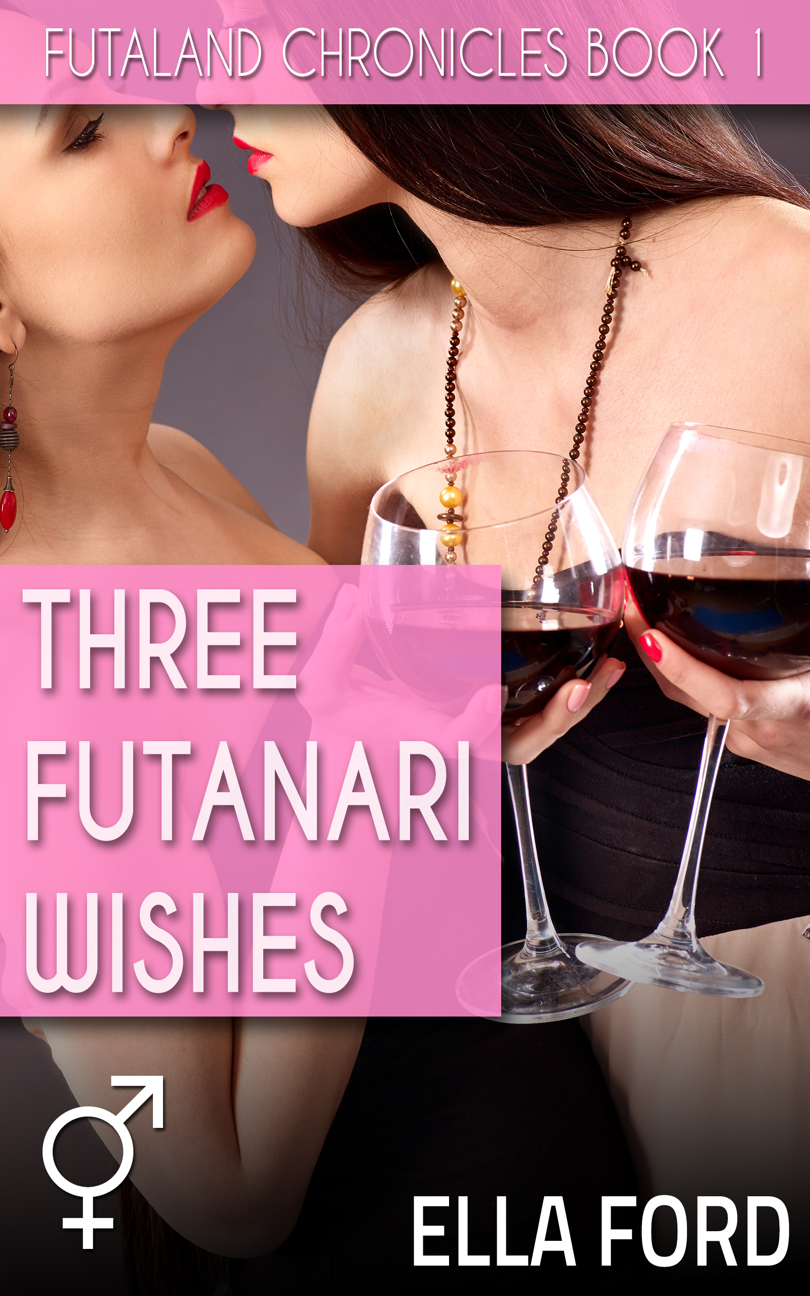 Three Futanari Wishes by Ella Ford