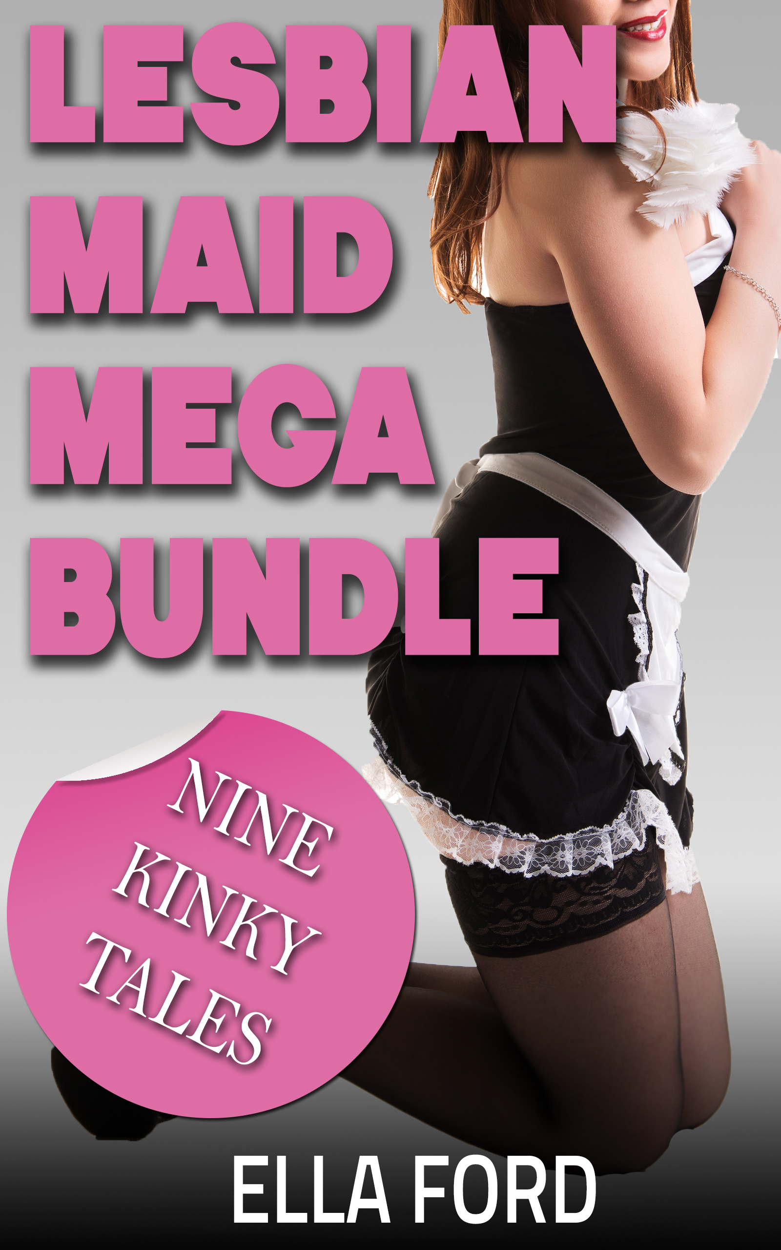 Lesbian Maid Mega Bundle by Ella Ford