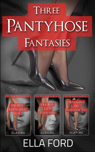 Three Pantyhose Fantasies