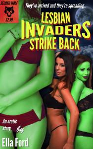 Lesbian Invaders Strike Back