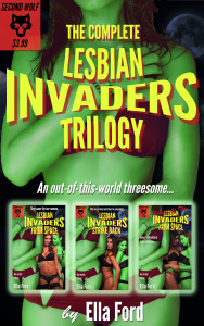 The Complete Lesbian Invaders From Space